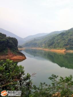 广西第一高土坝——龙门六凤山水库风光怎样