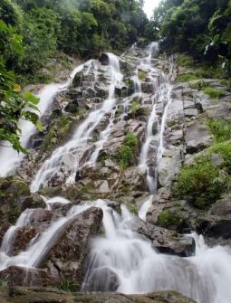 攀登葵扇頂之七 | 趕上雨季,欽州第一瀑布