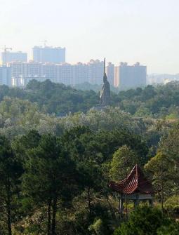 游浦北这座废弃公园,居然隐藏这么美的景色