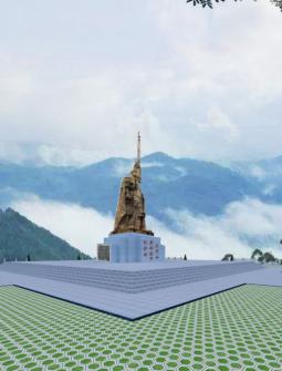 关于征求浦北县六万山革命烈士纪念碑修缮意见的通告