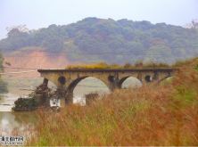 可惜!当年北通为一原因竟炸了这座美丽的石拱桥