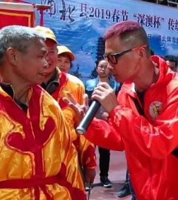 正月初六!寿乡浦北传统狮艺文化交流赛掠影!