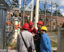 供电公司:变电站增容改造助居民温暖度冬