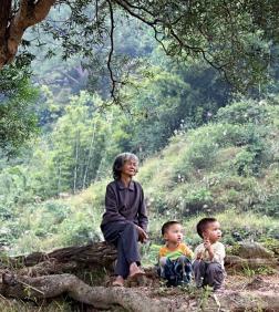 一浦北色友的纪实摄影集锦:每张图片背后都有一个故事