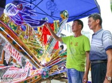 舞青龙——乐民人的狂欢夜,浦北最火爆的民俗活动