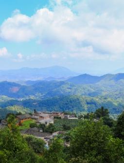 这山村比县城海拔高7倍,是浦北海拔最高的