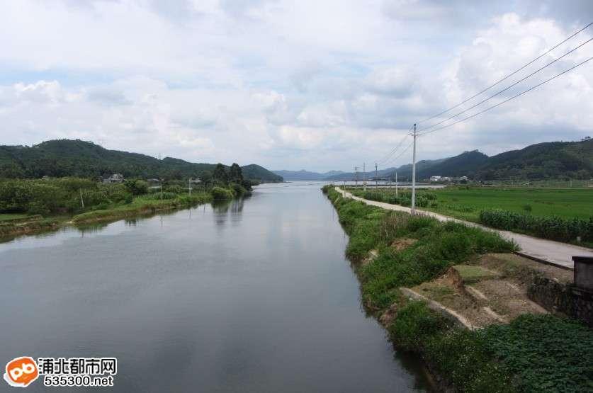 曲樟乡的如画美景