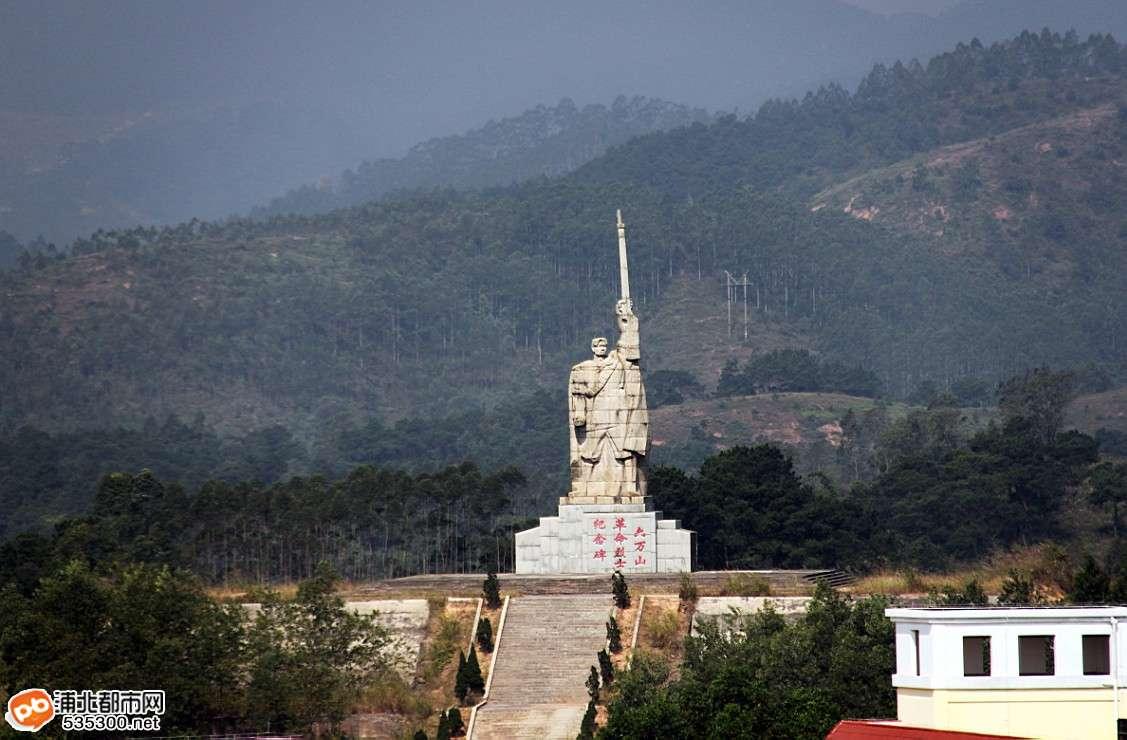 浦北县城市风貌