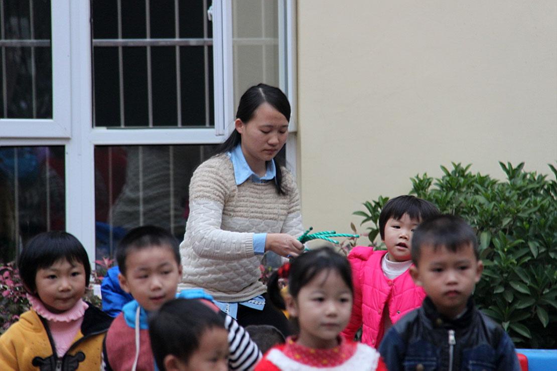 浦北纪实:美女实习老师结束实习前的一天