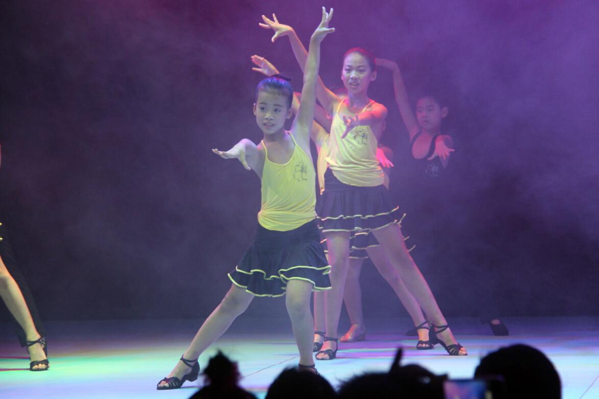 萌萌达小朋友舞蹈培训时期班汇报表演掠影-摄影部落