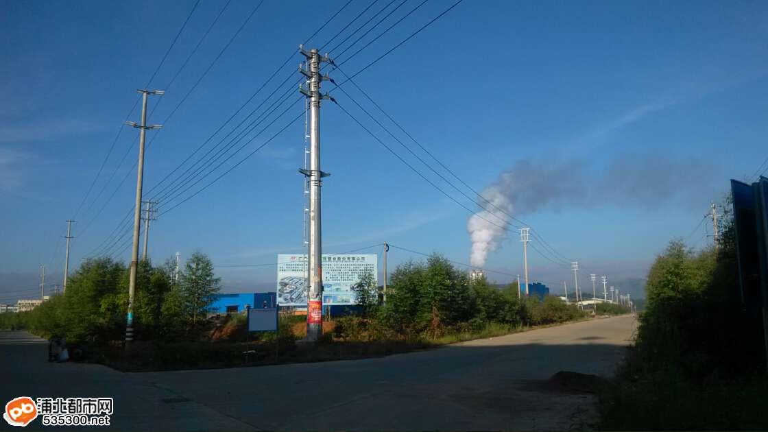视频:[tianchai_youku]XNzcyMDU1NzU2[/tianchai_youku] 今天早上七点半的样子,浦北县工业园区突然升起一朵白色蘑菇云,接着就是一条长长的浓烟拉向天空,我想一定是什么地方爆炸或者火灾了,于是冲去看热闹,到了那里一看,原来白烟是从东源木业有限公司冒出来的。我天天路过一直没见过有白烟,所以应该今天刚刚投产吧。 看了下,那些白烟应该是烧那里木屑导致的,也不知道是不是刚刚投产才冒那么多烟,还是以后都是这样,要是这样那就成了污染大户了。 听说这是一个投入亿元的大厂,如今终于开
