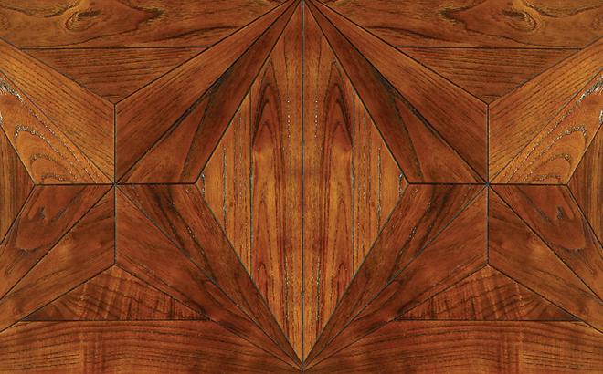 木地板仿古拼花贴图