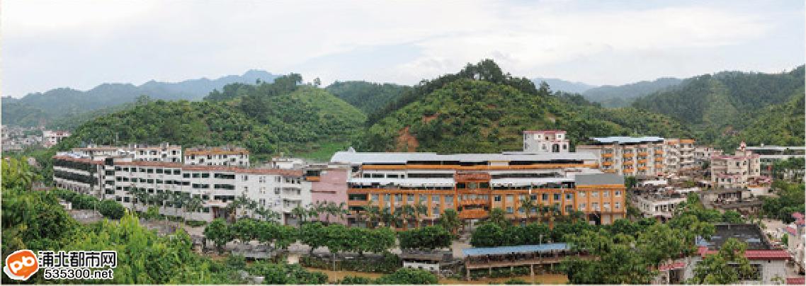 浦北八桂天香商贸城