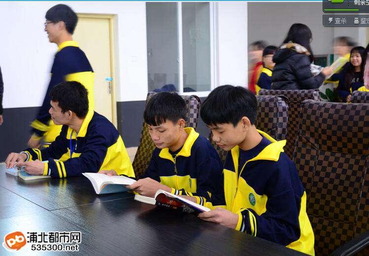 """北部湾地区首家""""校园书店""""百川书城正式进驻金浦中学"""