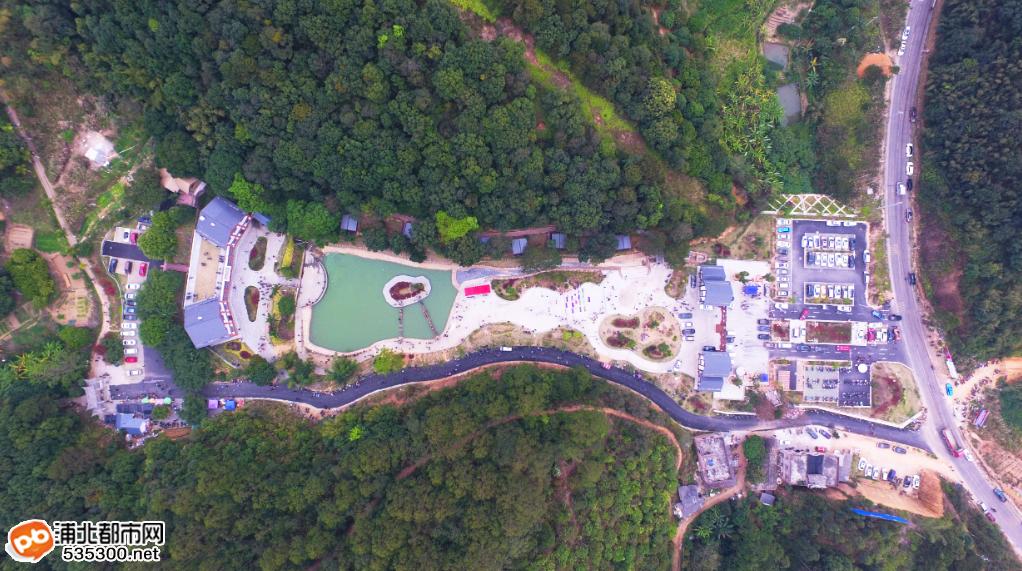 浦北公猪脊森林公园