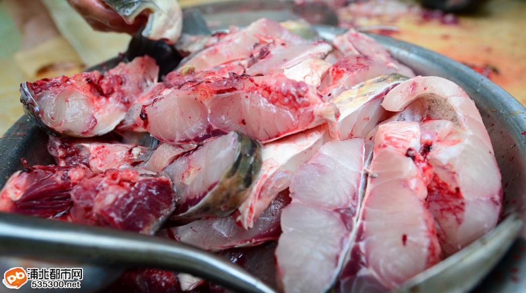 舌尖上的中国浦北官垌鱼美食