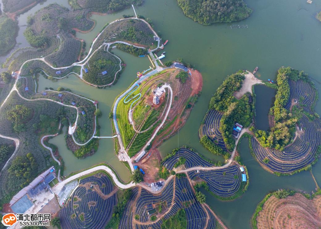 越州天湖生态旅游区位于张黄镇十字村委,距县城小江镇27公里,离国家4A景区五皇山景区20公里,交通便利。景区建设主要分为综合服务区、生态果园观光区、滨湖休闲娱乐区、农场生态体验区、农产品加工区等五个功能区。