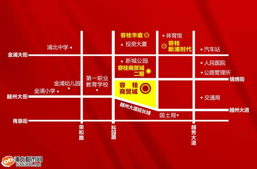 浦北人不得不知!10月1日金浦新区即将发生一件大事!