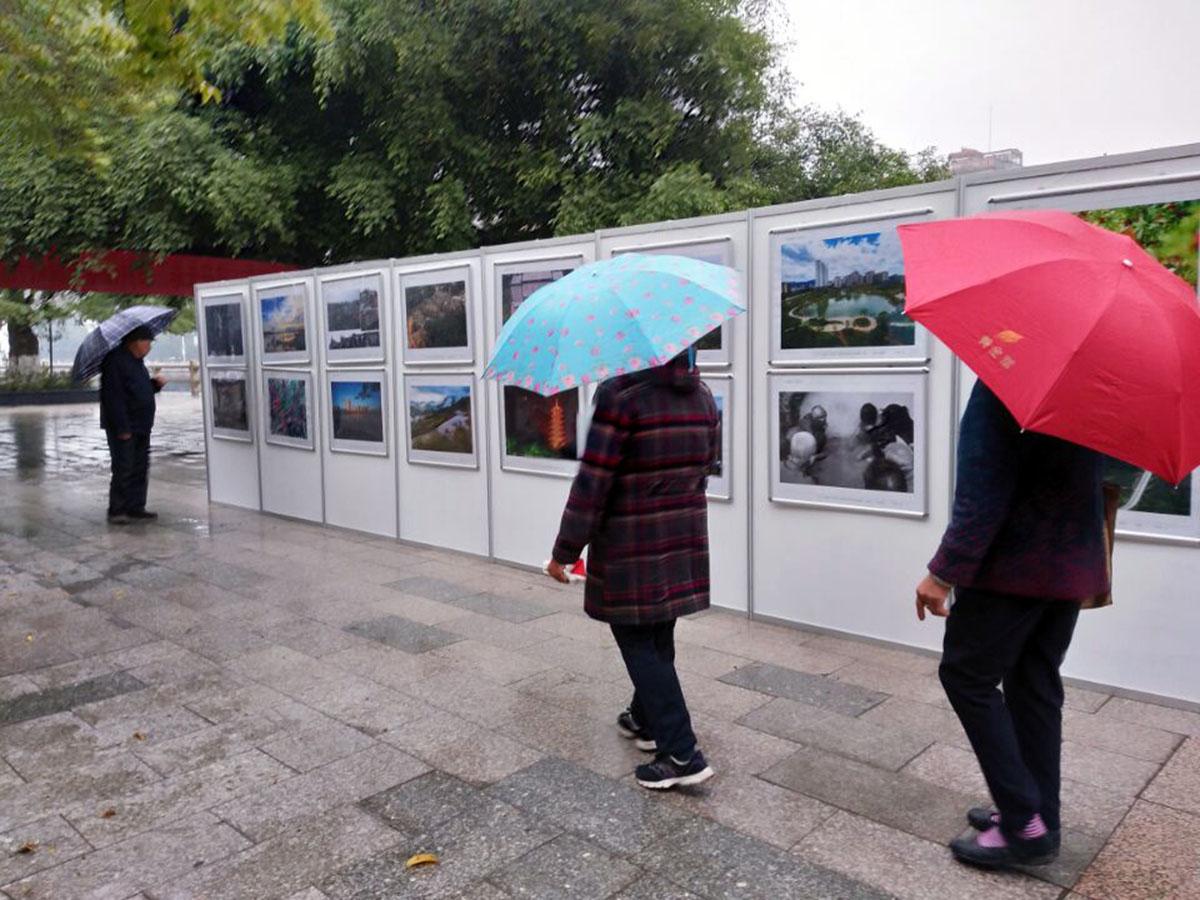 """""""山水浦北·常来长寿""""旅游文化节摄影大赛颁奖仪式"""