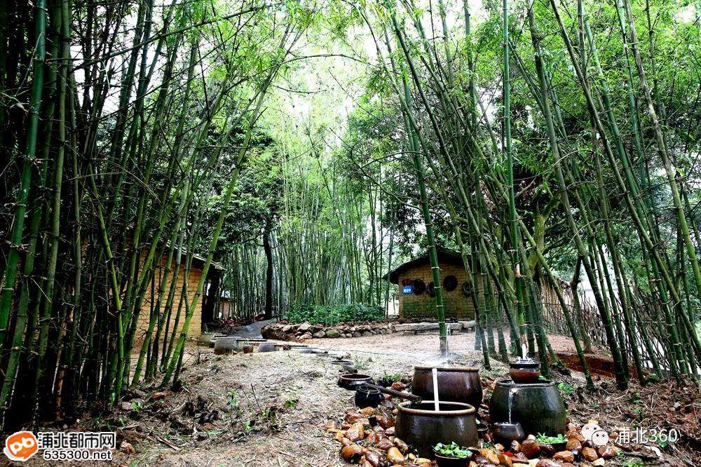浦北有一条美丽的自然村叫富斗田村,有多美?自己看!