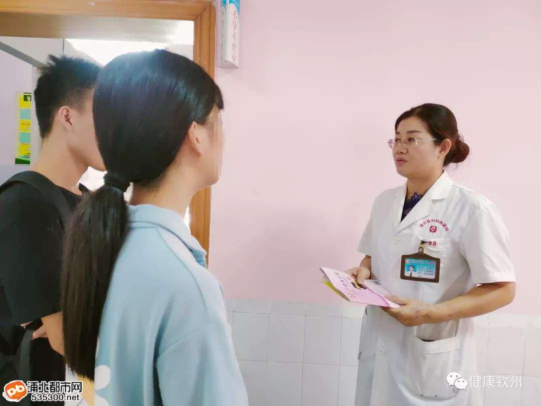 """她不仅是""""拼命三郎"""",还是浦北妇女健康的""""守护神"""""""