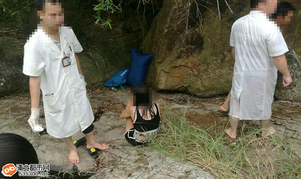 福旺犀牛湾三名花季少女不慎滑跌入水,致两人溺亡