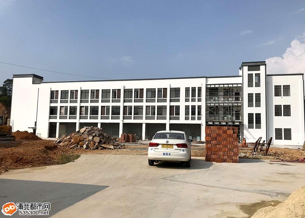 投资700多万!浦北县广达康复医院已建成这样了...