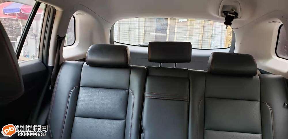 长安CS75牌2016款手动豪华版自用车转让,价格便宜