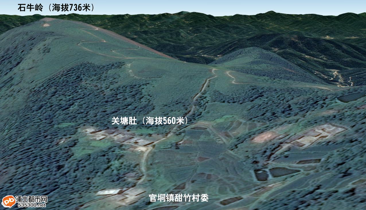 浦北海拔最高的十座村庄,入选的肯定出乎你的意外吗?