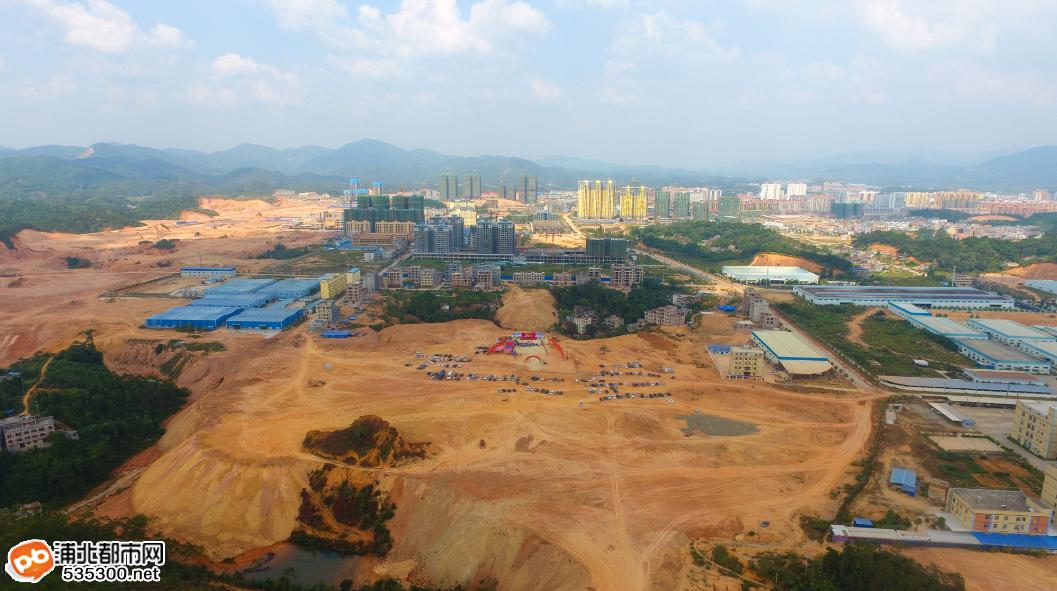 神速!浦北这产业园已建成这样,未来将引进50家广东企业