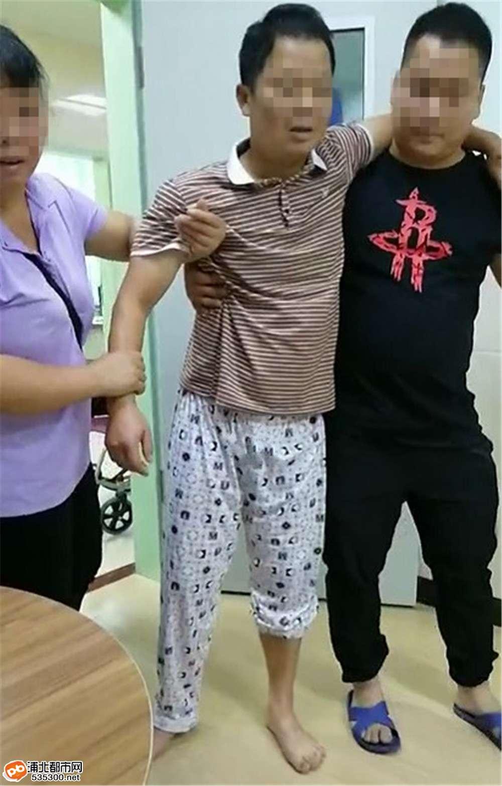 龙门何先生患病多年,转多院治疗未果,中医妙手帮了他~