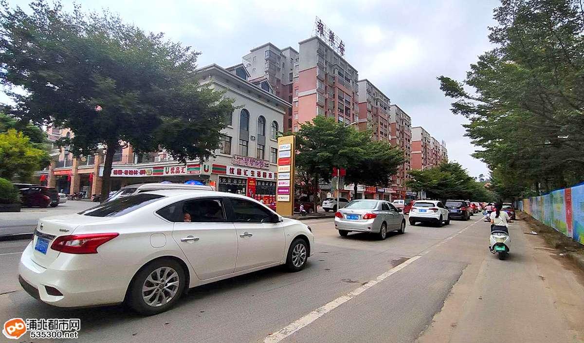要紧!浦北国庆中秋双节放假,县城交通大拥堵(多图)