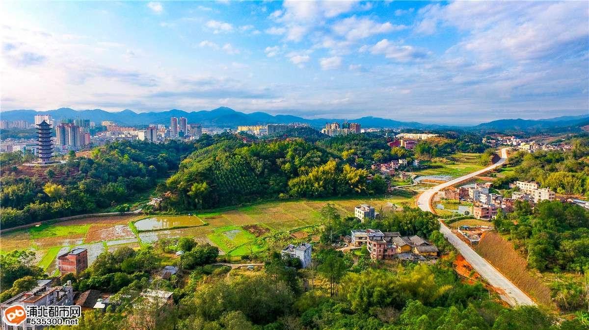 """浦北城东开始发力了,会不会成为下一个""""金浦新区""""?"""