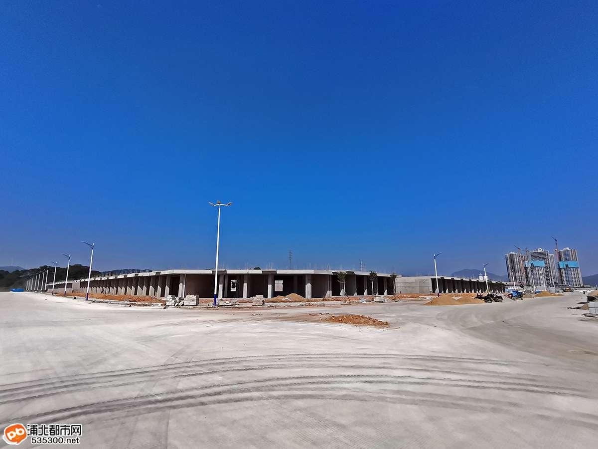 总投资18多亿元的浦北棚户区进展如何?一起去看看!