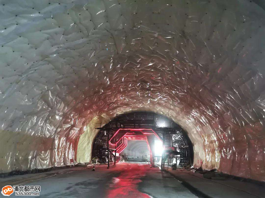 守得云开见月明丨记浦清高速贵岭隧道贯通