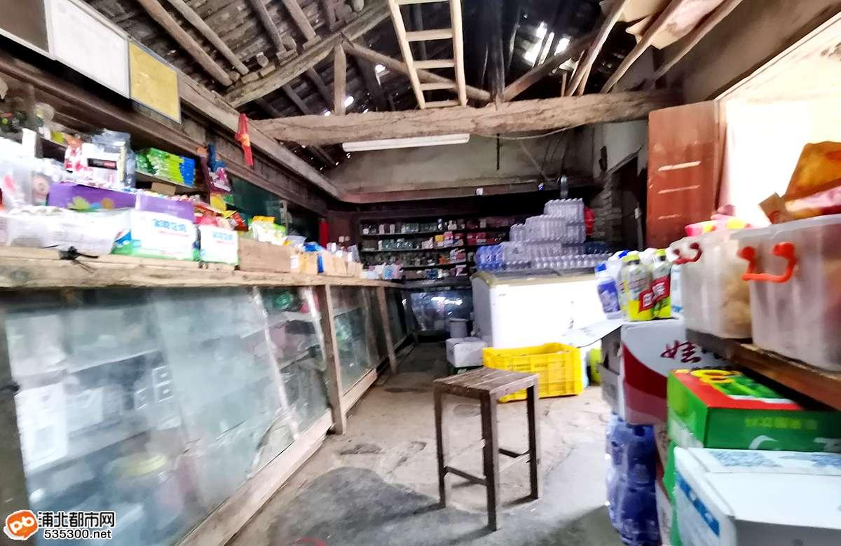曝光浦北一间老商店,一进去让你穿越回几十年前...