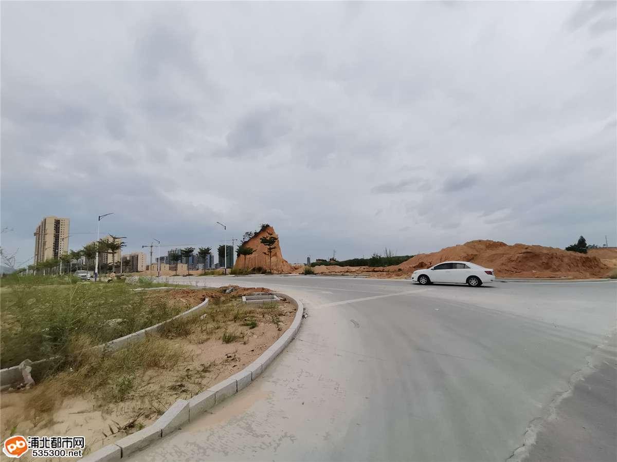浦北这几条链接龙马一级路的市政道路即将建成啦!